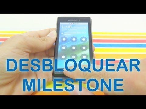 Como Formatar Motorola Milestone A853 || Hard Reset, Desbloqueio. G-Tech