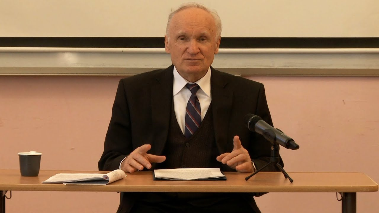 The Laws of Spiritual Life. Part 1 (2014) — prof. Alexei Osipov