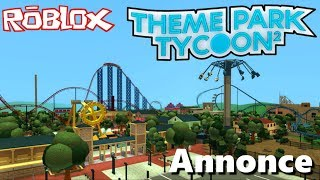 A You Build Your Attraction Park On Roblox 🎢