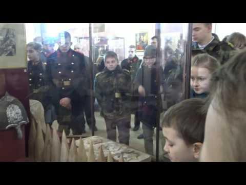 Экскурсия по Кремлю Нижнего Новгорода
