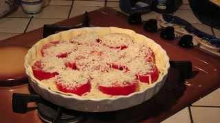 How To Make Tomato Tarte Provençale