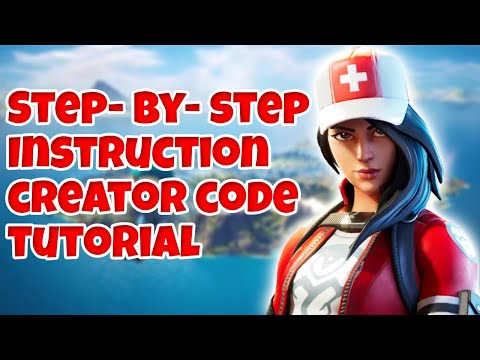 How To Get A Support A Creator Code