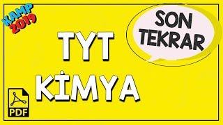 TYT Kimya Son Tekrar | Kamp2019