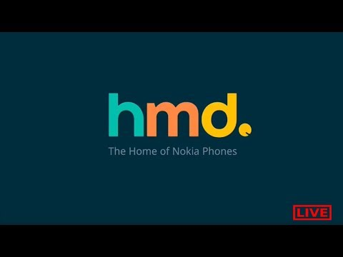 Nokia Launch Event MWC 2018 Live