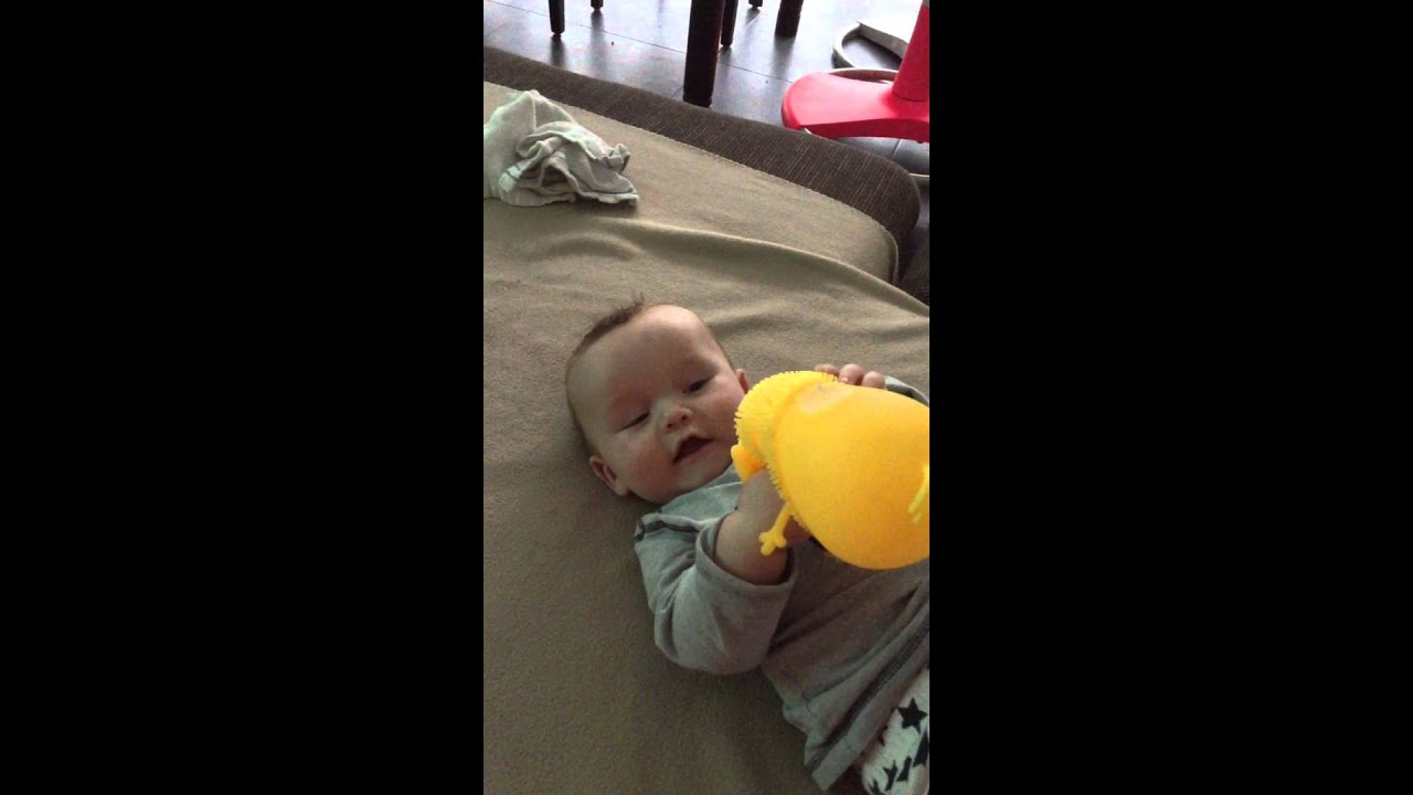 Baby Laughing Out Loud