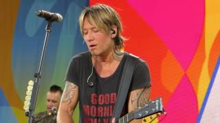 "Keith Urban ""Break On Me"" (GMA Rehearsals) Live @ Good Morning America"