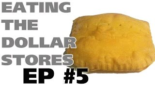 Jamaican Chicken Patties REVIEW (Eating The Dollar Stores, EP #5)