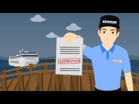AdamSea Online Marine Market