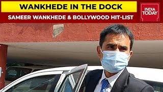 Customs, Tax Evasions To Superstar Drug Probe; Sameer Wankhede's  Bollywood Hit-List Decoded