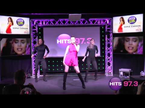 """HITS 97.3 Presents HITS LIVE Starring Sofia Carson """"Love Is The Name"""""""