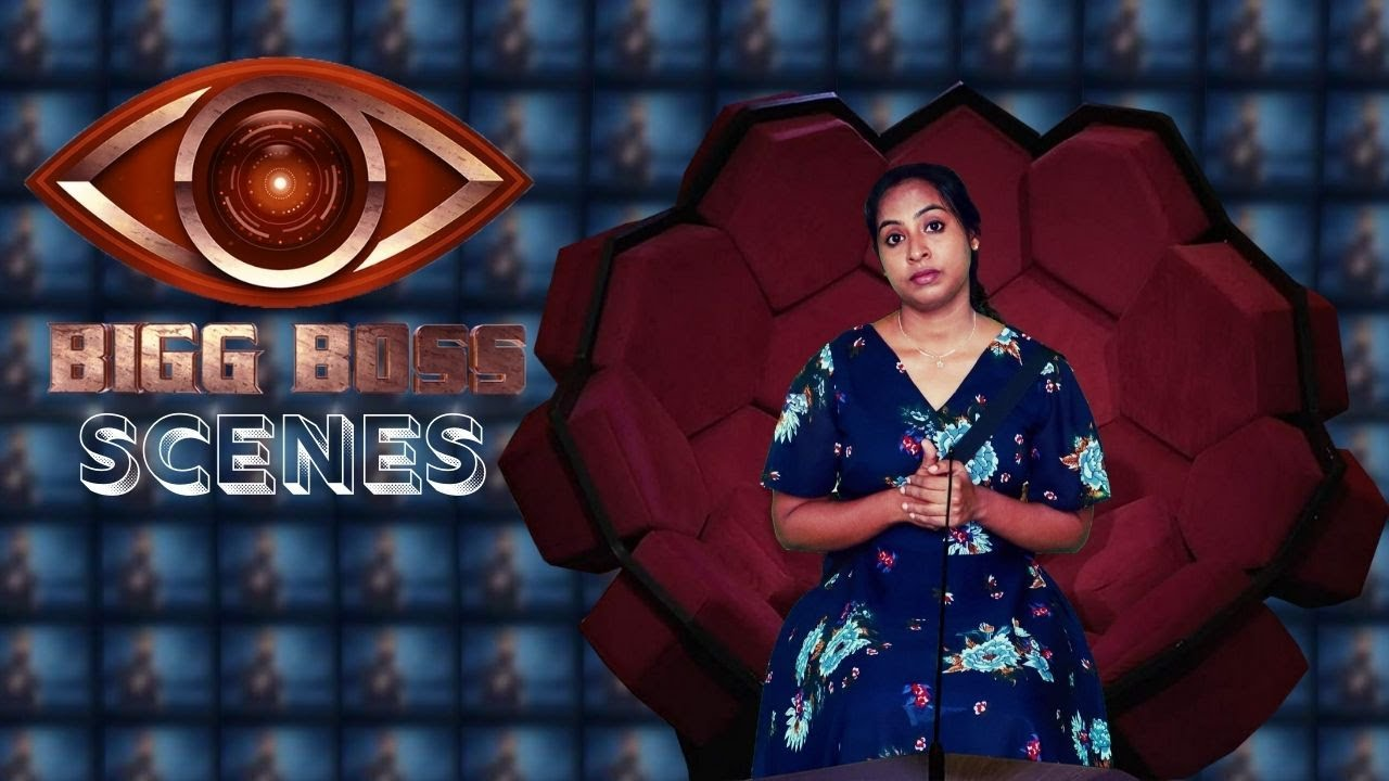 BIGG BOSS SCENES | Simply Silly Things