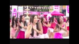 Janella Salvador : Palmolive Naturals Intensive Moisture Dance Video