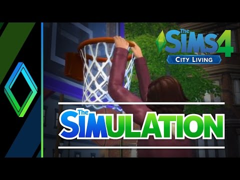 THE SIMULATION - 3 NEW CAREERS TO TRY IN CITY LIVING