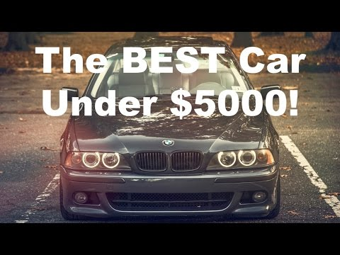 The BEST Cars Under YouTube - Cool cars 5000