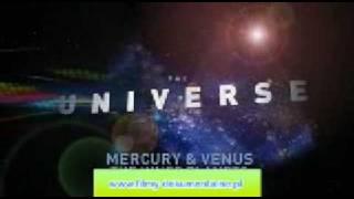 Wszechświat:Wenus i Merkury - planety wewnętrzne