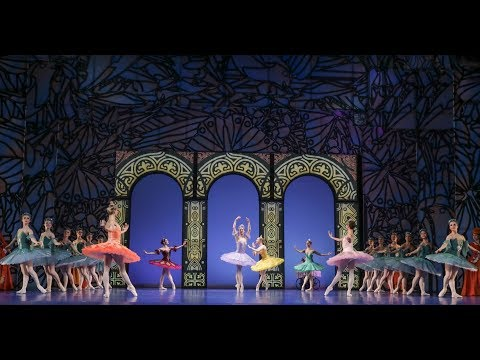 Ballet NdB Sleeping Beauty trailer