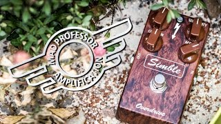 Mad Professor Simble (Overdrive) - Review