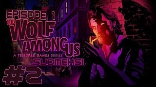 "The Wolf Among Us - Osa 2 - Faith | ""No huhu!"" 