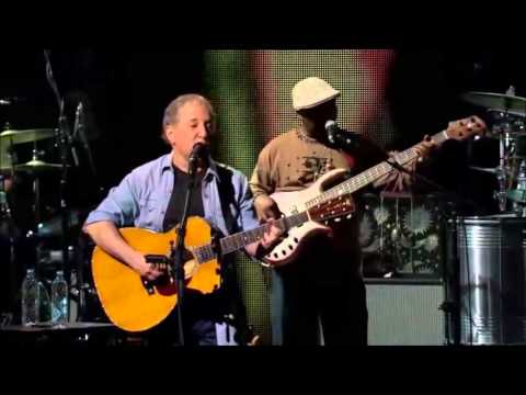 Paul Simon - Kodachrome - Live in London 2011