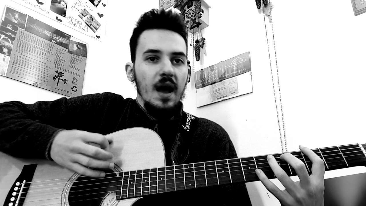 Lights Of Home U2 Acoustic Cover - YouTube