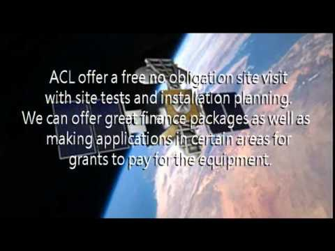 ACL Telco Ltd, Satellite Broadband Specialists
