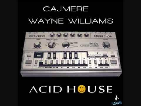 Cajmere wayne williams acid house original mix youtube for Acid house mix