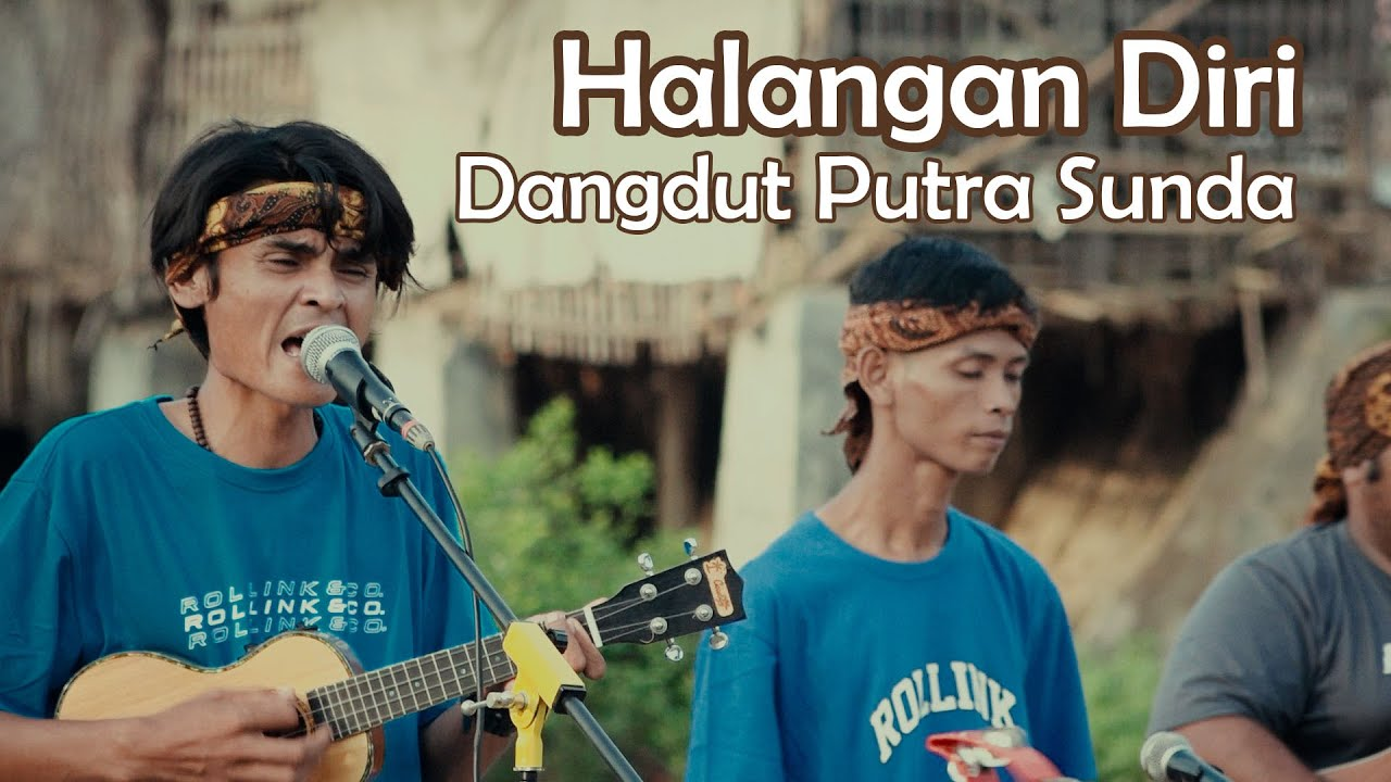 Halangan Diri (Darso) - Dangdut Putra Sunda | Video Cover