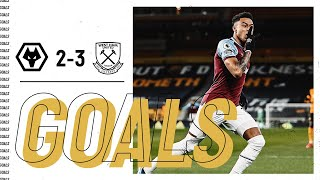 GOALS | WOLVES 2-3 WEST HAM UNITED