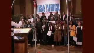 Michael Jackson - We are the world (1985) HD STEREO - USA for Africa