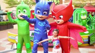 Summer Fun with PJ Masks 睡衣小英雄黃金迎仲夏 Event Highlight