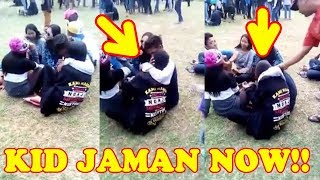 MIRIS Padahal Sedang Rame Penonton, Remaja Ini Gak Malu Lakukan Ini!