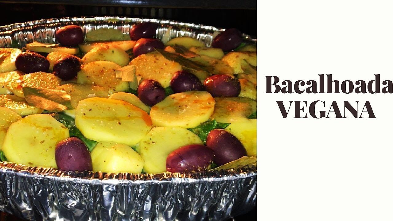 Bacalhoada Vegana   #quarentena