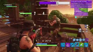 HE WAS THERE THE WHOLE TIME | Fortnite