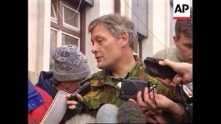 Bosnia - Incidents Across Bosnia