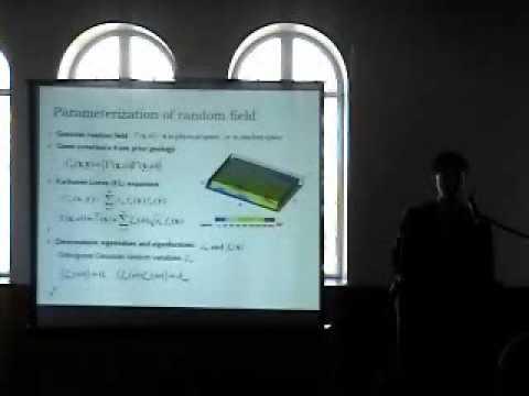 Part 2 Heng Li - Efficient Non-Intrusive Uncertainty Quantification in Reservoir Simulation