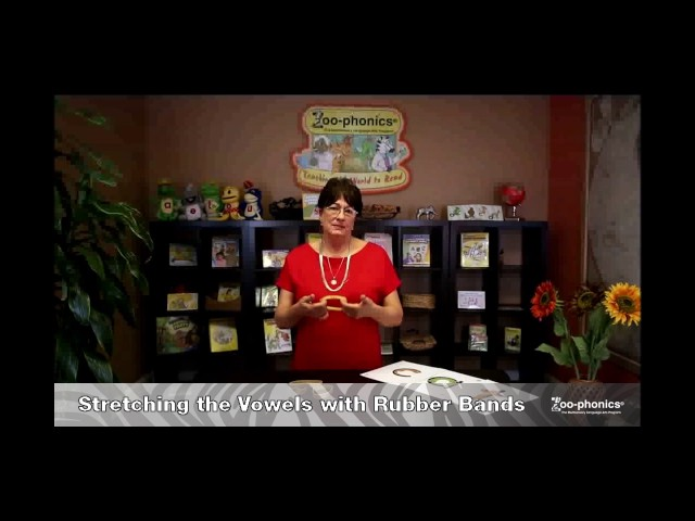 Zoo-phonics Instruction Series - Stretching the Vowels
