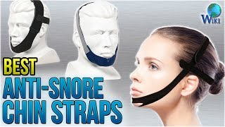 7 Best Anti-Snore Chin Straps 2018