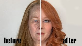 Hollywood Makeup Artist Does Life Changing Makeover