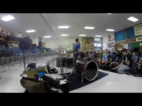 Drum Clinic by Michael John McKee