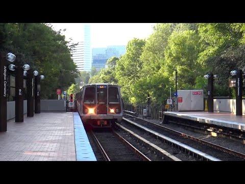 I Got Honked At! A Washington DC Metro Adventure: Crystal City, Arlington Cemetery