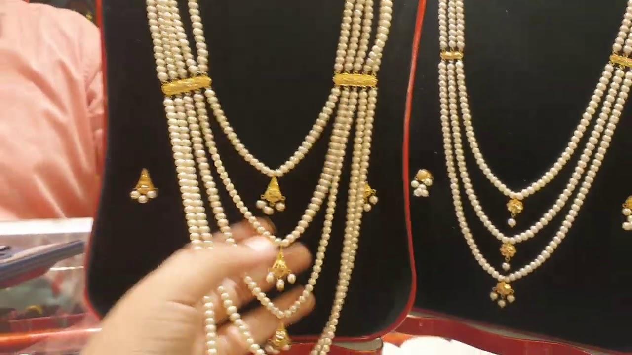 সোনার ৩-৪ আনা ওজনের নেকলেস কালেকশন //gold necklace jewellery