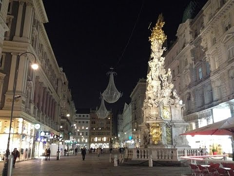 Backpacking Europe 2014 (2/7): Vienna, Austria