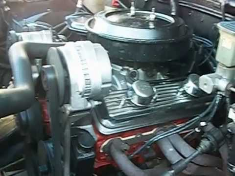 92 chevy 350 tbi tunned