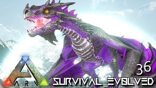 ARK: SURVIVAL EVOLVED - INFERNAL WYVERN EVOLUTION | ARK EXTINCTION ETERNAL E36