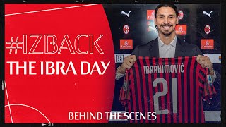 #IZBACK | The Ibra Day: Behind the Scenes Exclusive