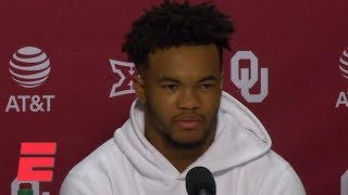 Kyler Murray: Telling the Oakland A's I'm entering the NFL draft was tough | 2019 NFL Draft