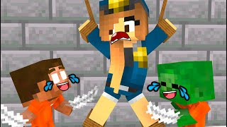 Monster School : Poor Dog and Baby Life - Story Minecraft Animation