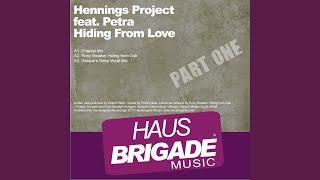 Hiding from Love (Rony Breaker Hiding from Dub) (feat. Petra)