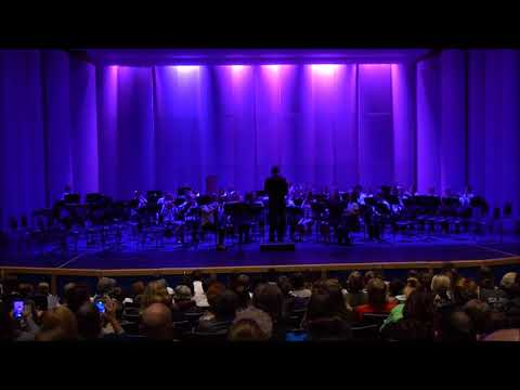 A Winter Band Concert - River Bluff Middle School - Center Stage