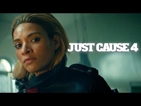 Just Cause 4 - 'One Man Did All This?' Official Live Action Trailer